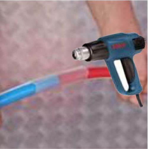 cara menempel led neon flex menggunakan lem