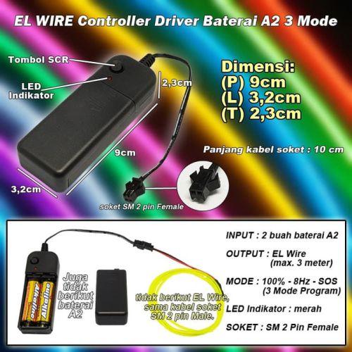 el wire inverter