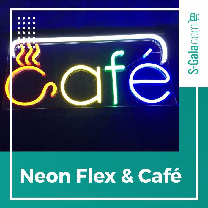Neon Flex Cafe