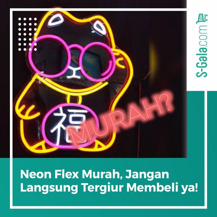 LED Neon Flex murah