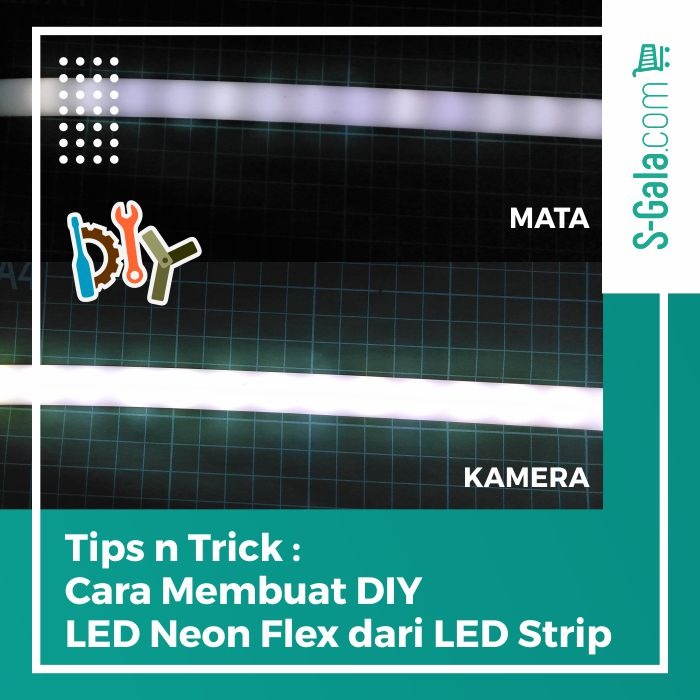DIY LED Neon Flex