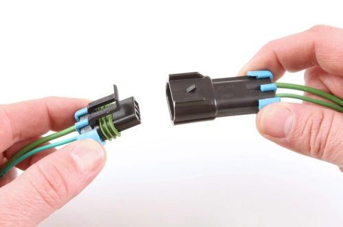 sambungan kabel - soket kabel listrik