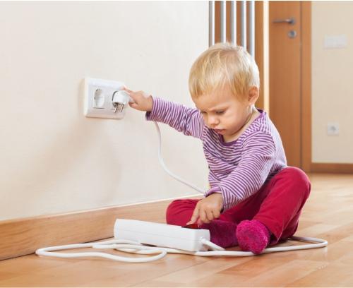 bahaya kabel listrik untuk anak kecil