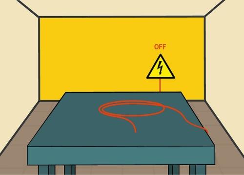 Langkah memotong kabel yang benar