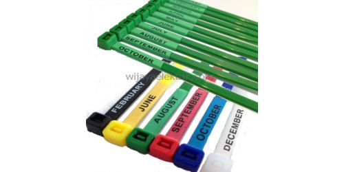cable ties berlabel