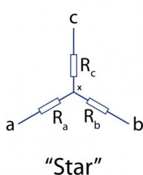 rangkaian y 3 phase