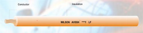 Gambar kabel otomotif merk Wilson AVSSH