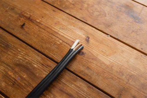 Gambar kabel listrik selubung non logam