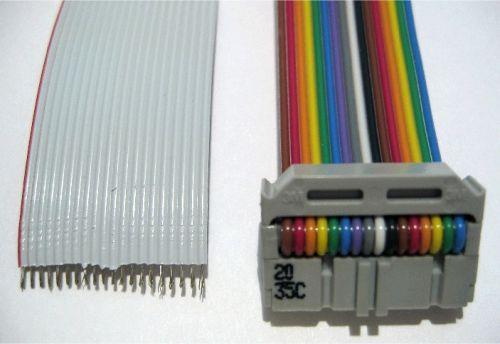 Gambar kabel listrik pita