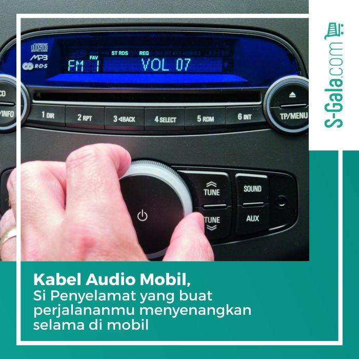 Kabel Audio Mobil