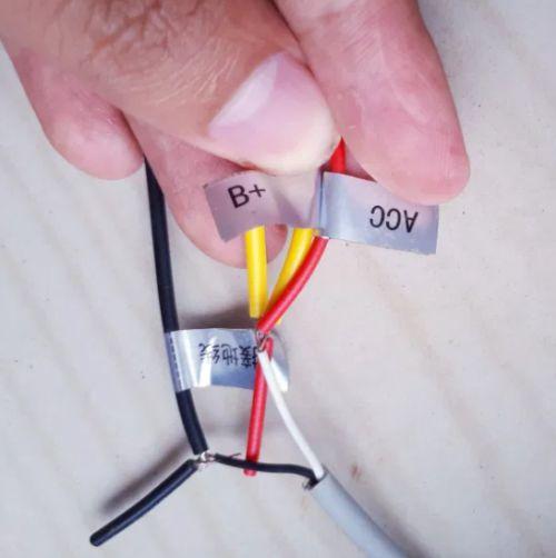 Kabel ACC mobil