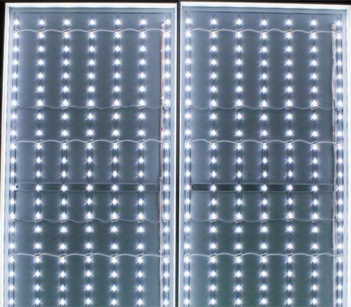 susunan lampu panel LED back lit