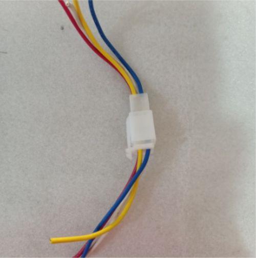 Gambar soket kabel untuk motor