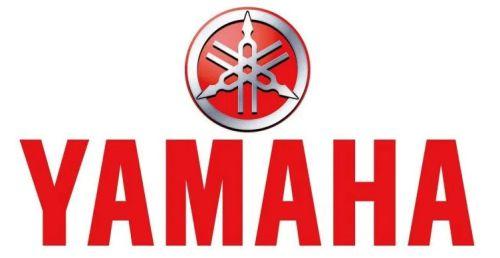 Gambar logo motor merk Yamaha
