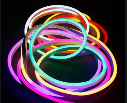 Pilihan warna neon flex murah