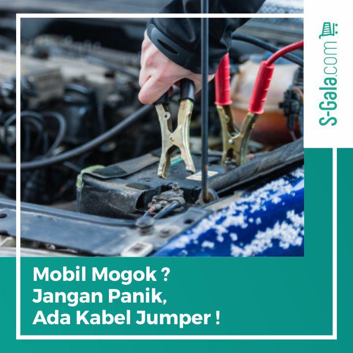 Kabel jumper mobil