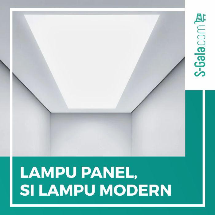 Cover Lampu Panel