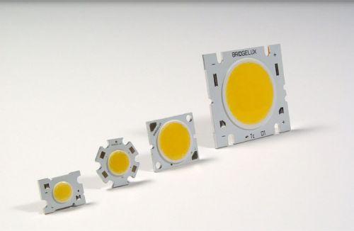 Gambar LED chip, bagian dari panel lamp
