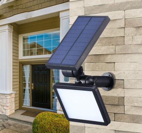 Gambar panel lamp tenaga surya