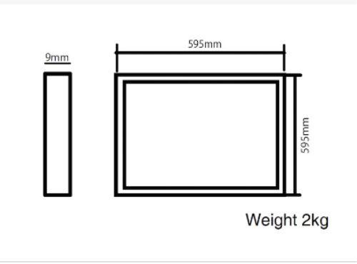 Gambar lampu panasonic tipe NNP86130031