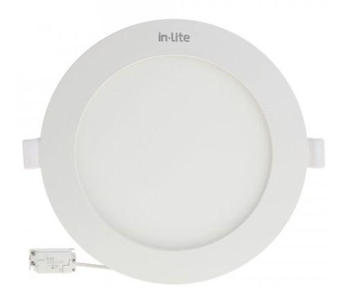 Gambar lampu panel LED inbow bulat merk In-Lite