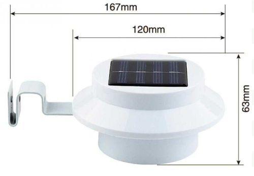 Gambar lampu panel solar