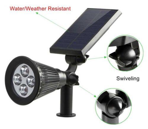 Gambar lampu panel solar (2)