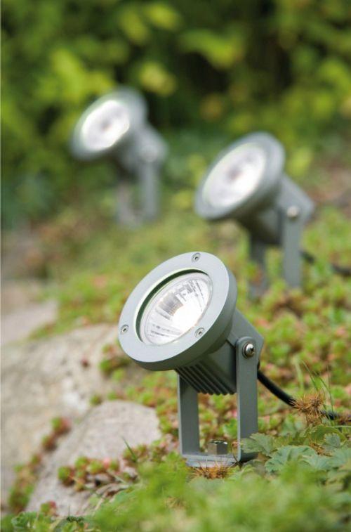 Gambar lampu taman