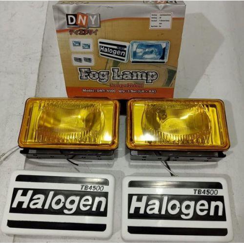 Gambar contoh lampu sorot halogen