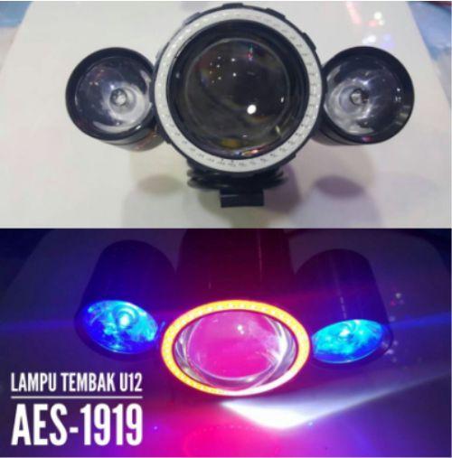 Gambar lampu sorot U12