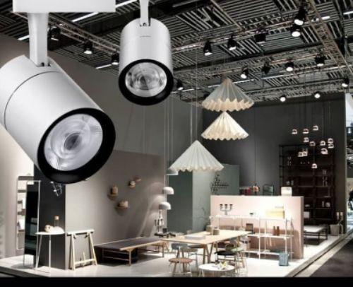 Gambar lampu rell track LED sorot