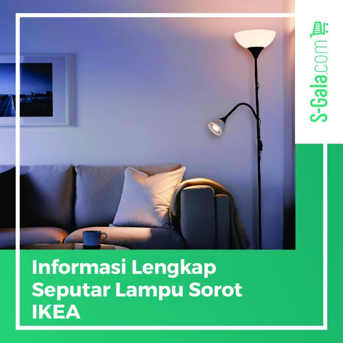 Lampu sorot IKEA