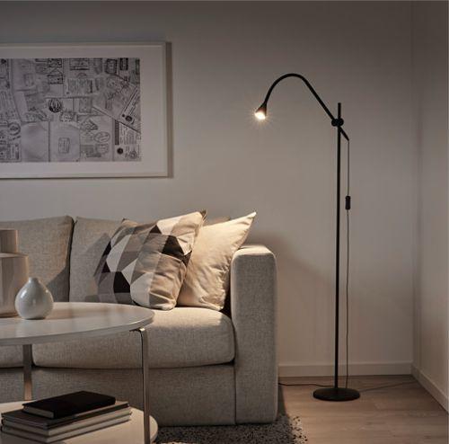 Gambar lampu sorot NAVLINGE tipe lampu baca