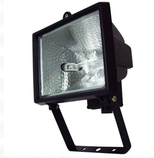 Gambar contoh lampu tembak halogen