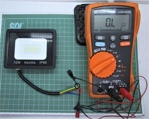 Gambar mengukur kontinuitas setiap kabel (1)