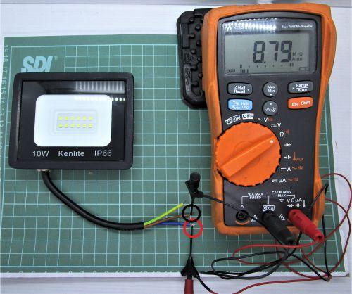 Gambar mengukur kontinuitas setiap kabel (2)