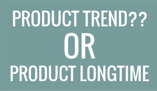 produk tren dan produk jangka panjang
