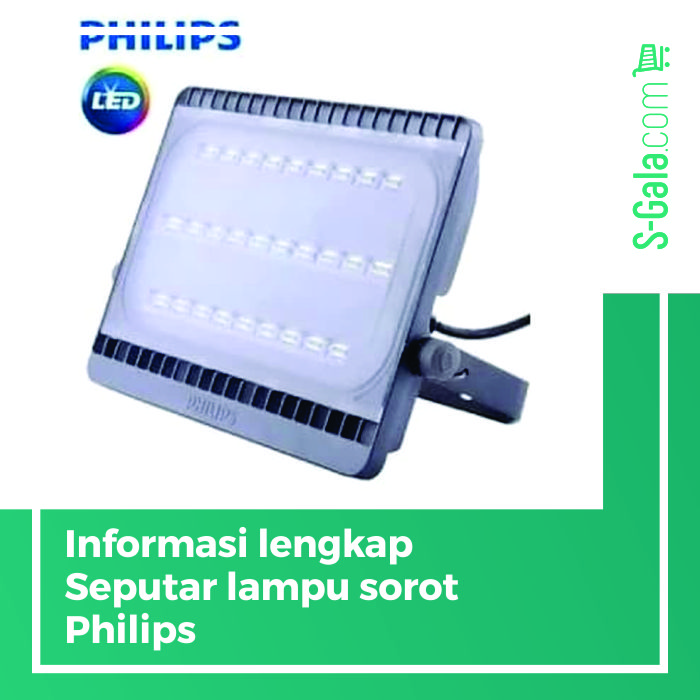 Lampu sorot Philips