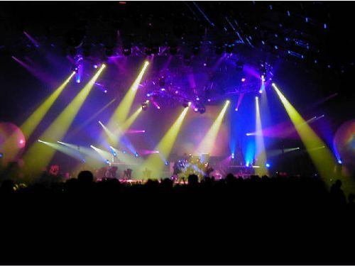 Gambar lampu sorot PAR utuk panggung
