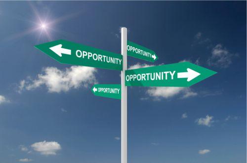Kesempatan bisnis ada dimana-mana