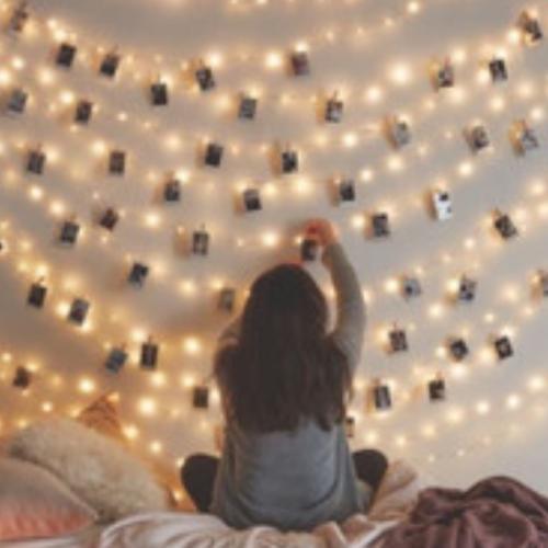 Lampu tumblr foto