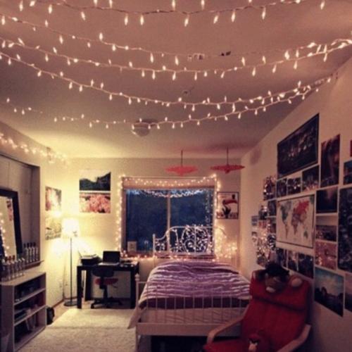 Gambar suasana kamar yang nyaman