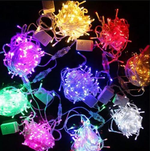 Berbagai pilihan warna lampu TUMBLR yang tersedia di pasaran