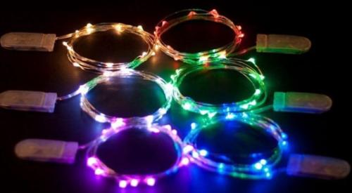 Gambar lampu hias tumblr yang dilengkapi dengan tempat baterai