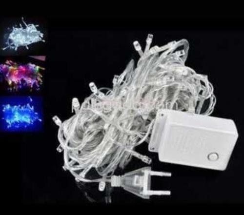 Gambar string lights dengan kontroler