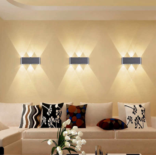 Gambar lampu hias dinding