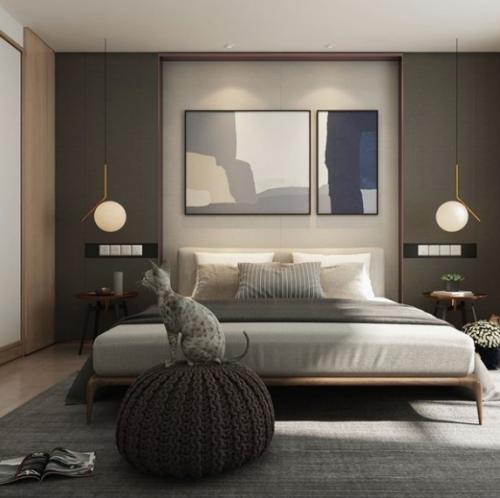 Gambar kamar minimalis yang nyaman