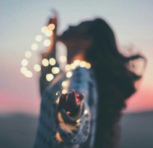 Ide foto lampu tumblr blurry