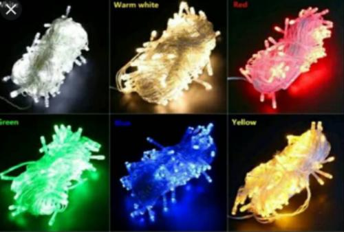 Lampu TUMBLR 1 warna atau single color