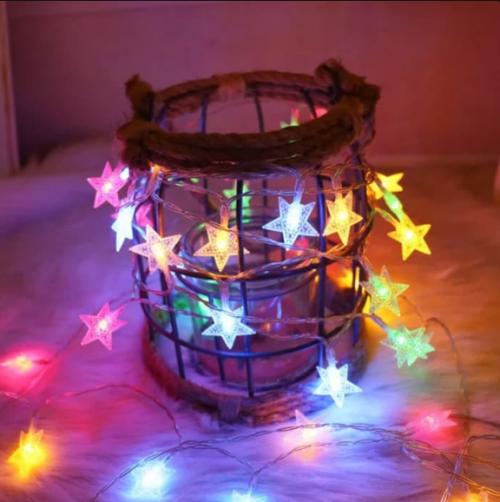 Gambar jenis lampu tumblr berbentuk bintang